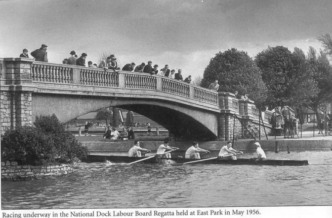 National_Dock_Labour_Board_regatta_1956
